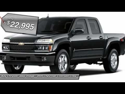 2009 CHEVROLET COLORADO Xenia, OH UE168
