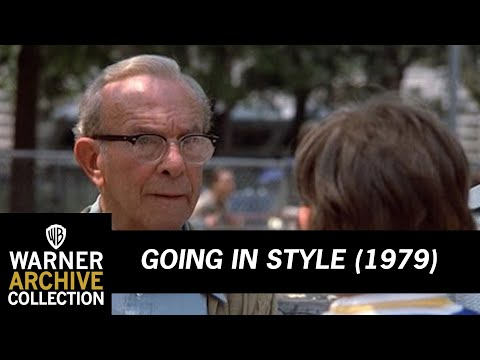 Going In Style (1979) starring George Burns – The Hell Is Wrong With This Kid