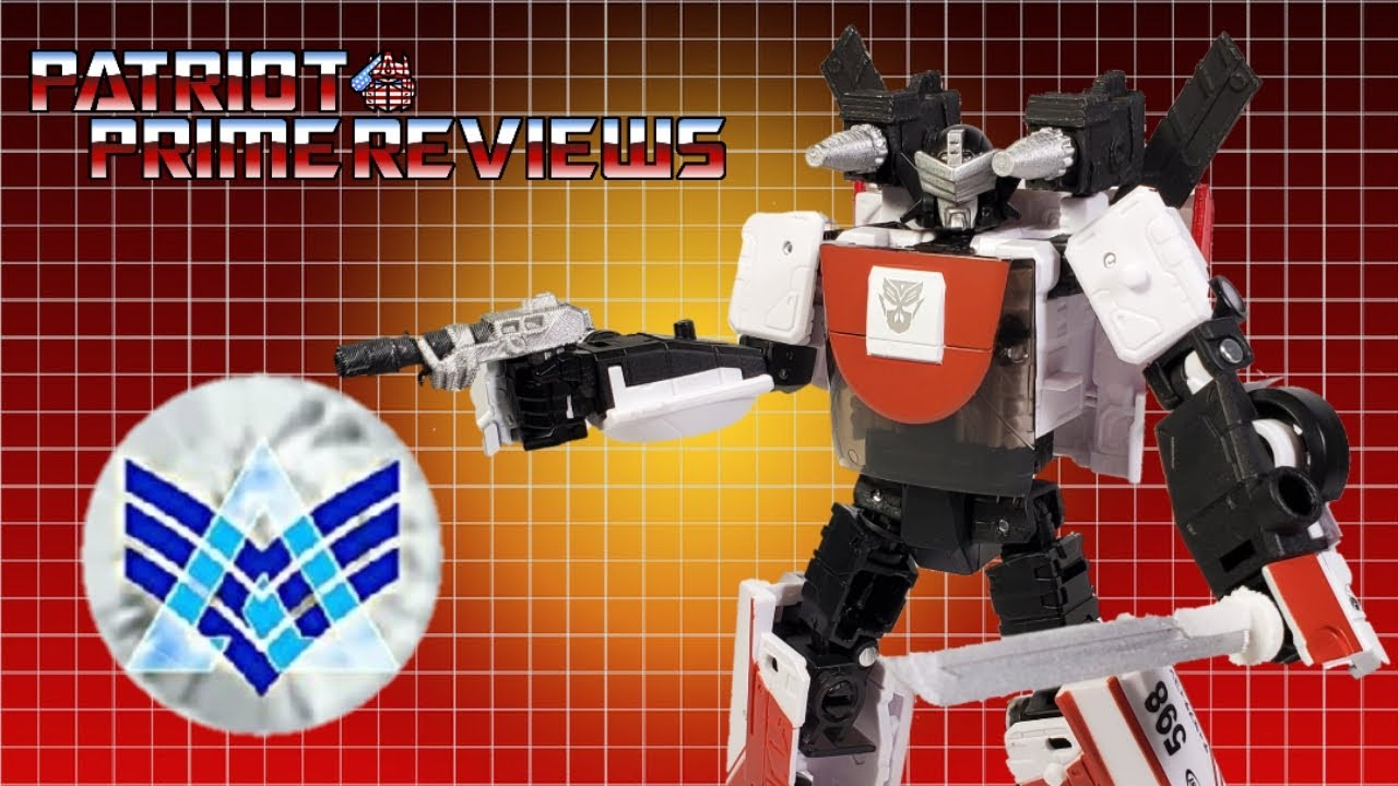 Alpha Customs Weapons Set for Generations Selects Exhaust By Patriot Prime Reviews