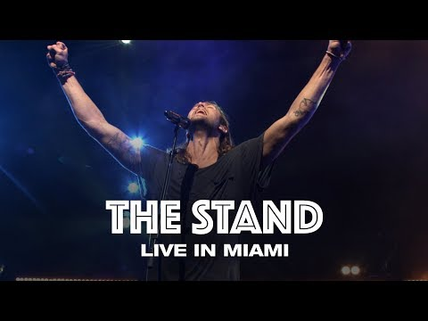 THE STAND - LIVE IN MIAMI - Hillsong UNITED
