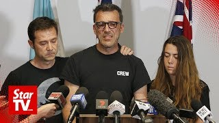 Father of missing backpacker pleads for help in Australia