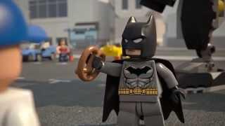 Batman at the Car Wash - LEGO DC Comics Super Heroes - Mini Movie