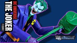 Mattel DC Universe Classics Wave 10 Joker | Video Re Review