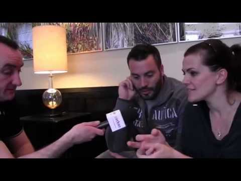 ESCKAZ in London: Interview with Marta Jandová & Václav Noid Bárta (Czech Republic) - part 1