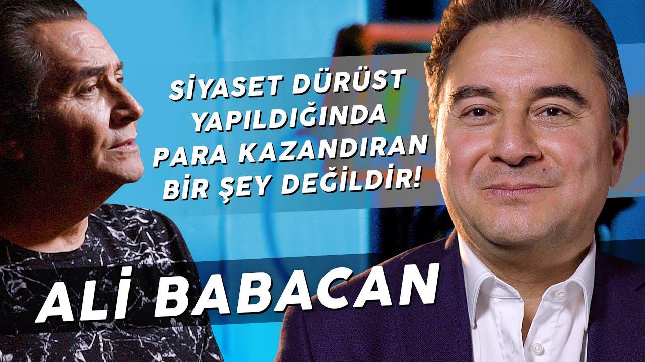 Ali Babacan: Korkacak Bir Şey Yok! - Olmaz Öyle Saçma Siyaset
