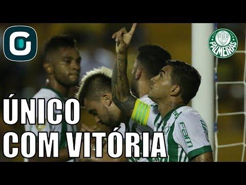Novorizontino 0x3 Palmeiras | Único Grande Com Vitória- Gazeta Esportiva (19/03/18)