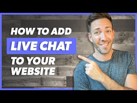 How to Add a Live Chat To Your Website: A Complete Tutorial