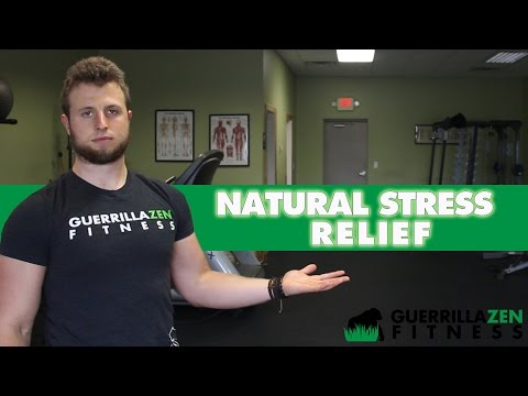 5 of the BEST Natural Stress Relievers