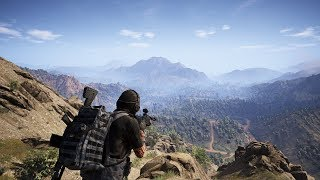 Awesome Open World Game about Modern Warfare Ghost Recon Wildlands