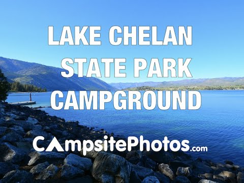 Lake Chelan State Park, Washington