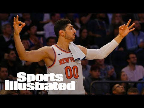 Turkey Seeks Jail Term For Enes Kanter For Insulting President | SI Wire | Sports Illustrated