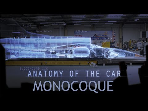 Anatomy of the Car - Monocoque
