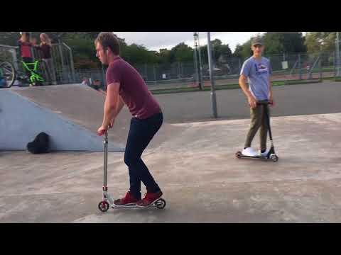Jake Barnes 2017 Edit (Tamworth Skatepark)