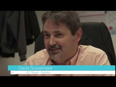 Digital Romandie - Vidéo Témoignage d'ICT Voyages à Genève