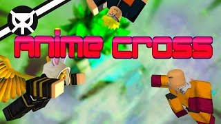 Learning The Basics! ▼ Anime Cross ROBLOX ▼ Part 3