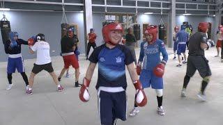 Женская сборная России по боксу. АНАПА