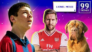 99 facts that make Lionel Messi so special | Oh My Goal