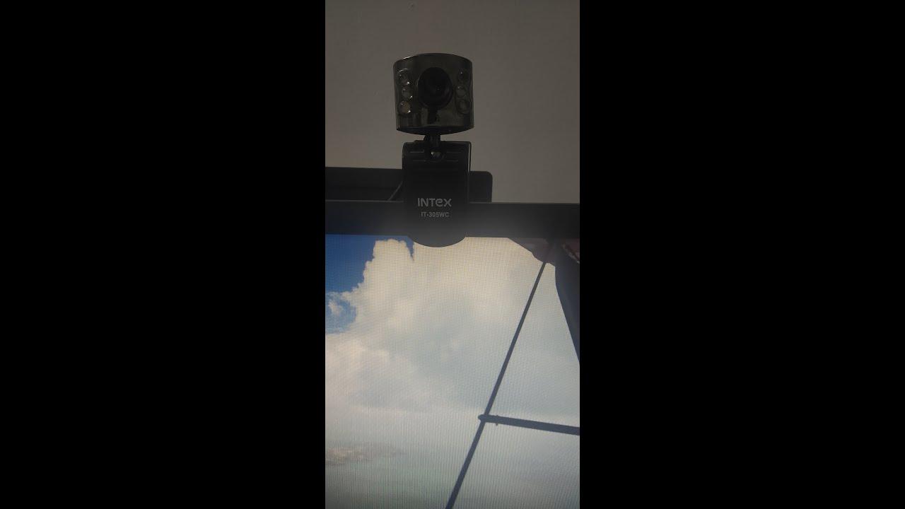 Intex webcam it 305wc driver for windows 10 64-bit