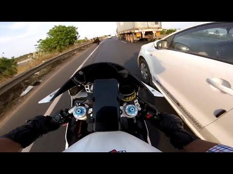 The Pure Sound of Triumph DAYTONA R | Arrow Exhaust