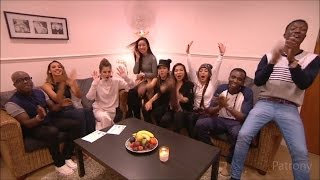 The Xtra Factor UK 2015 Live Shows Week 3 Fun with Cheryl, 4th Impact & RNB Full