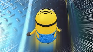 Playing Minion Rush BUT every Like makes it Faster