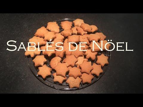 sables-de-noel-recette-rapide