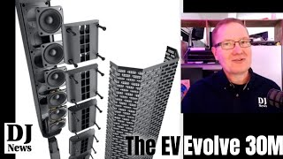 Wedding DJs Take On The Ev Evolve 30m Array Speakers from Electro Voice with John Young