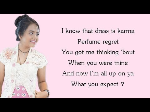 ATTENTION - Charlie Puth (Cover) by Hanin Dhiya (Lyrics)