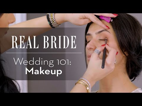 Real Bride by Enzoani – Wedding 101: Makeup