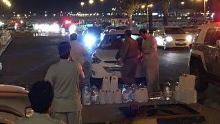 منع بيع عبوات ماء زمزم على طرق مكة