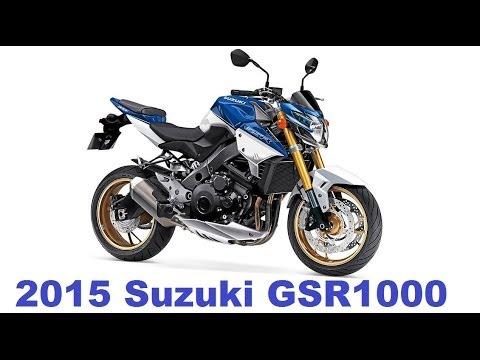2015 Suzuki GSR1000, a streetfighter coming ?
