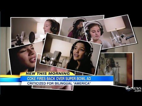 Coca-Cola 'America The Beautiful' Earned Media