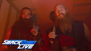 The Bludgeon Brothers invite the rest of Team Blue to come and play: SmackDown LIVE, May 8, 2018