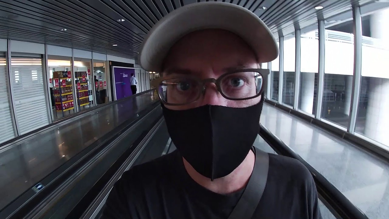 Flying during COVID, empty international airport, a sad goodbye, THANK YOU to MALAYSIA - travel vlog