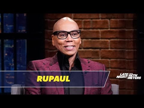 RuPaul Shares the Origin of His Name and Drag Persona