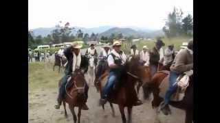 Cabalgata Ventaquemada 2015