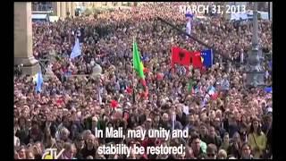Thế Giới Nhìn Từ Vatican 9/8 – 15/8/2013