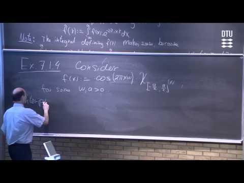 The Fourier Transform Part 1