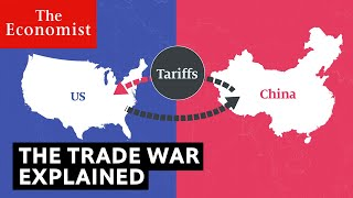America v China why the trade war wont end soon  The Economist