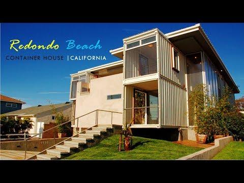 Redondo Beach Container House By DeMaria Design Associates