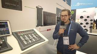 DiGiCo 4REA4 - do instalacji AV (Prolight+Sound 2019)