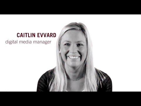 Calypso Employee Profile Video Caitlin Evvard YouTube – Employee Profile