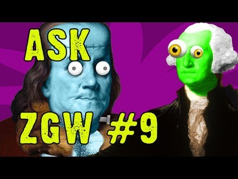 ASK ZGW #9: Meet Benjamin Franklinstein