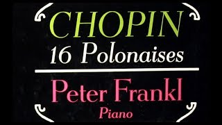 Chopin / Peter Frankl, 1961: Polonaise-fantaisie in A-flat major Op. 61