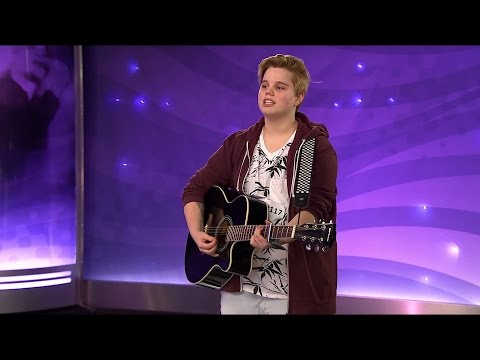 Cameron Jai - Little things av One direction (hela audition) - Idol Sverige (TV4)