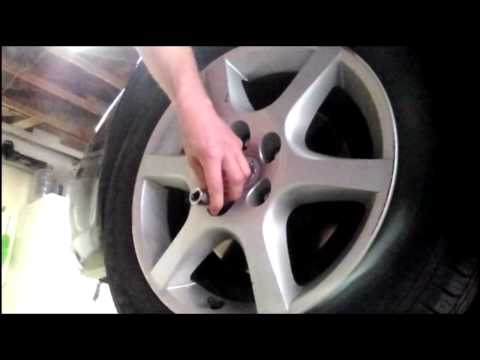 diy wheel lock removal with no key nissan altima youtubeNissan Altima Tire Key Lock #2