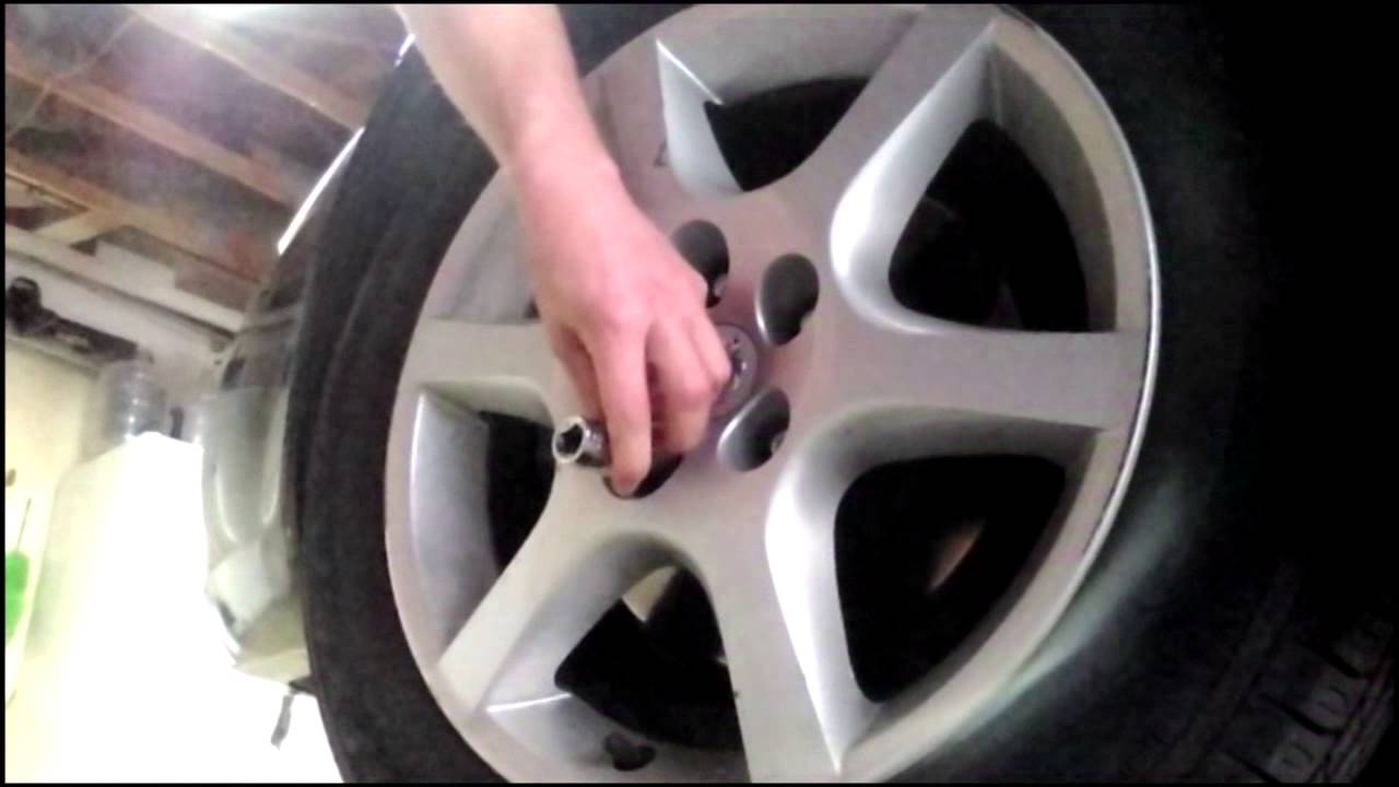 diy wheel lock removal with no key nissan altima youtubeNissan Altima Tire Key Lock #1