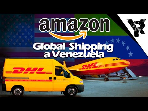 Amazon Global Shipping a Venezuela ¿Es Funcional y seguro?