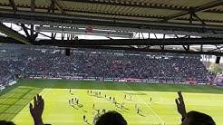 St. Pauli Reaktion auf Spielergebnis HSV vs. Paderborn am 12.05.
