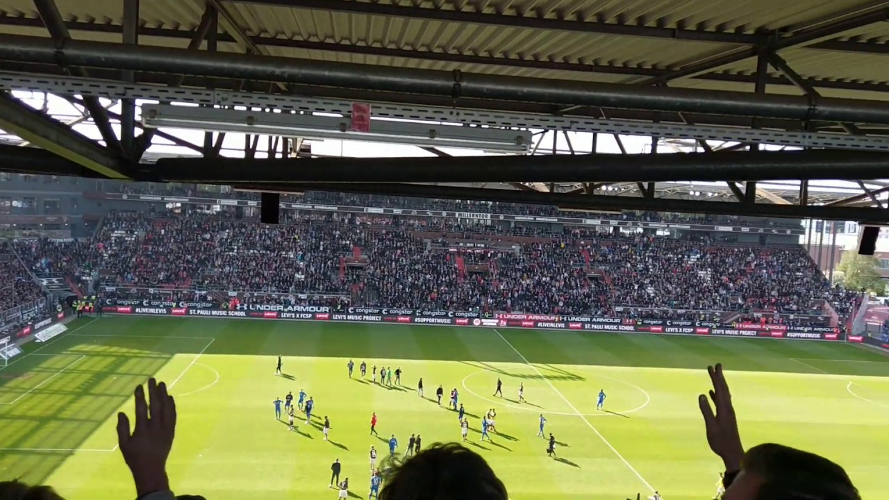Hsv Vs Paderborn